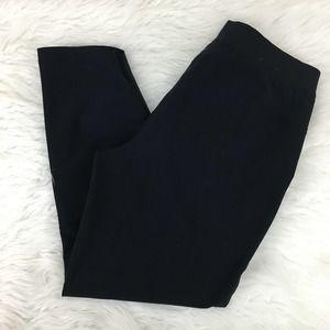 Columbia Women's M Regular Place Pant Black Crop